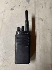 Motorola dp2400 radio UHF