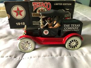 ERTL 1918 Ford Runabout - Texaco - Collector Series #5 - 1988 - 2508