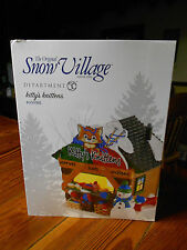 DEPARTMENT 56 SNOW VILLAGE KITTY'S KNITTENS NIB