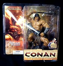 Conan Series 2 CONAN the Warrior Action Figure McFarlane Toys New 2004