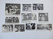 RICK JAMES original magazine clippings LOT of 10 rare  1980's - 1990's