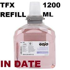 GOJO 1200ml Purple -5361-02-EEU00 TFX Premium Foam Handwash Dispenser Refill