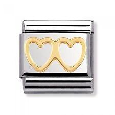 Nomination Gold Costume & Charm Bracelets
