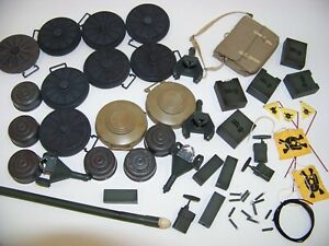 DRAGON, DML, DID, SOLDIER STORY 1:6 SCALE WWII GERMAN MINES LOOSE LOT