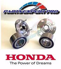 1988-1991 2 FRONT WHEEL HUBS AND BEARINGS SET HONDA CIVIC SEDAN CRX SI HATCHBACK