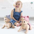 Elektrische Krabbeln Säuglings Puppe Spielzeug Singen Frühen Bildung Spielzeug