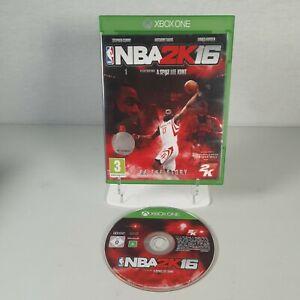 NBA 2K16 Xbox One Sports Basketball Video Game PAL