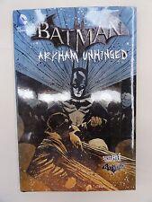 DC BATMAN ARKHAM UNHINGED VOL. 4 HARD COVER GRAPHIC NOVEL 2014