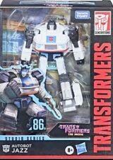 Hasbro Transformers Movie Studio Series 86-01 Deluxe Class Jazz New IN HAND