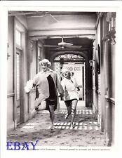 Jack Lemon Marilyn Monroe VINTAGE Photo Some Like It Hot