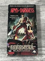Army of Darkness (VHS, 1993)