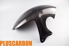 BMW R1100S Rear Hugger Rear Mudguard 2X2 Twill Carbon Fiber Glossy