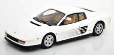 KK Scale KKDC180502 - Ferrari Testarossa Monospecchio 1984 US-version, white 1/1