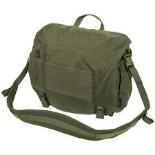 Helikon Urban Courier Bag Large Shoulder Laptop Carrier Nylon Pack Olive Green