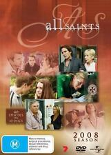 ALL SAINTS - 2008 SEASON -  DVD - REGION 4 - Sealed rare item