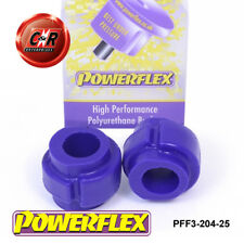 Audi RS6 (2012 - ) Powerflex Front Anti Roll Bar Bushes 25mm PFF3-204-25