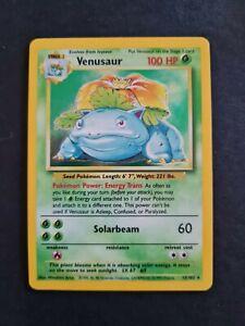 Venusaur holo 15/102