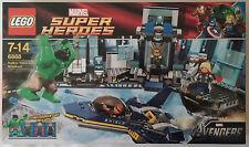 LEGO® Marvel Super Heroes 6868 Hulk's Helicarrier Breakout NEU & OVP new sealed