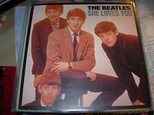 "BEATLES she loves you ( rock ) 7"" / 45 - picture sleeve - uk - TOP COPY -"
