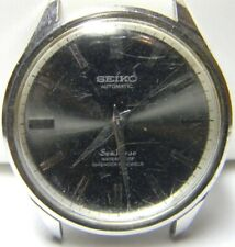 mens Seiko Sea Horse Automatic 17j Sportsmatic Vintage Old Watch 6601-9990 parts
