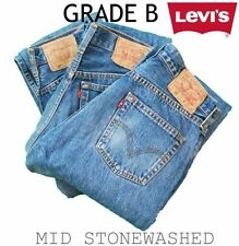 Levi's Stonewashed L34 Jeans for Women