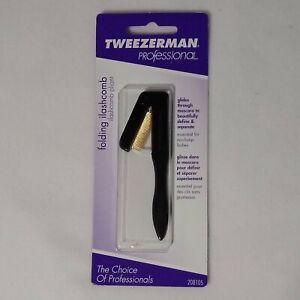 Tweezerman Professional Folding Eye Lash Ilashcomb