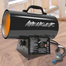NEW 60,000 BTU Forced Air LP Liquid Propane Portable Space Heater FREE SHIP!