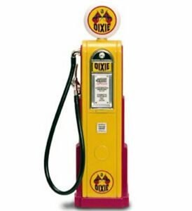 Dixie Road Signature gas pump Replica 1:18 scale