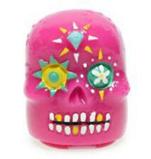 NEW Hot Pink Sugar Skull Lip Balm - Berry Flavored