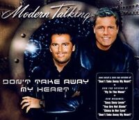 Modern Talking Don't take away my heart (2000) [Maxi-CD]