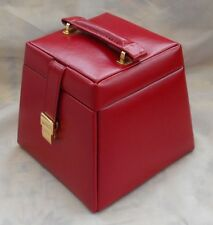 Mele Leather Travel Jewellery Case Caddy (732)