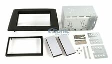 Scosche VO4155B Double DIN Dash Kit for 2006-up Volvo XC90 w/ISO Trim Kit