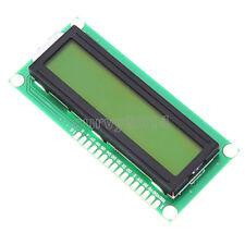 1pcs 16x2 1602 HD44780 Character Display Module LCM Yellow blacklight New LCD