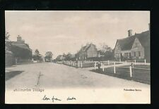 Warwicks Warwickshire HILLMORTON Village used c1900s  PPC by Valentine