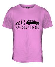 Negro Taxi Evolution Parte Superior el Hombre Camiseta Tee Gifttaxi Conducción