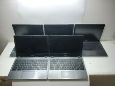 """Lot of 5 Acer Zhn Chromebook C720 11.6"""" 16Gb,Intel Celeron,1.40Ghz,2Gb