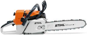 "New Chainsaw STIHL MS 361 STIHL Guide Bar 15"" 37cm STIHL Chain 3/8"" 1.6mm 56 DL"