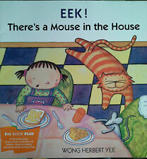 Teacher Big Book EEK THERES A MOUSE IN HOUSE Shared LITERACY Kinder garten1st