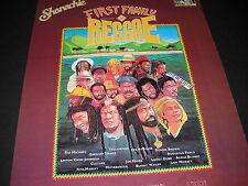 SHANACHIE 1991 Promo Poster Ad YELLOWMAN Ras Michael JOE HIGGS Rita Marley