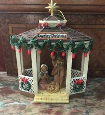 Fontanini Roman Country Christmas Ornament
