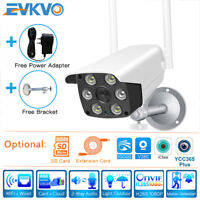 HD 1080P Wireless WIFI Outdoor Home Security IP Camera Bullet Night Vision CCTV