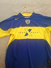Boca Juniors Centenary 05-06 Player Issue Size L No. 10