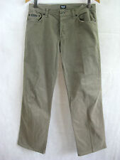 D&G Dolce & Gabbana Size 32 or 12 Brown Casual Soft Pant