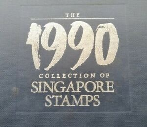 The 1990 Collection of Singapore Stamps