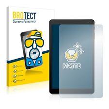 2x Display Schutz Folie für Alcatel 1T 10 Matt Entspiegelt