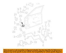 GM OEM Front Door-Upper Hinge Spring 16622460