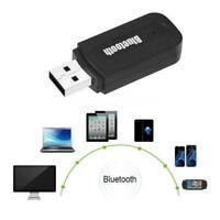 Mini Portable USB Wireless Bluetooth Audio Signal Receiver Adapter BT-163 Q4U1
