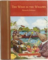 2004 The Wind In The Willows Hardback Book Kenneth Grahame Classics for Children