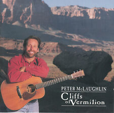 Peter McLaughlin - Cliffs Of Vermilion CD 1996 US-Import Country