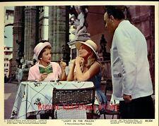 "Olivia De Havilland Light In The Piazza Original 8x10"" Photo #L5923"